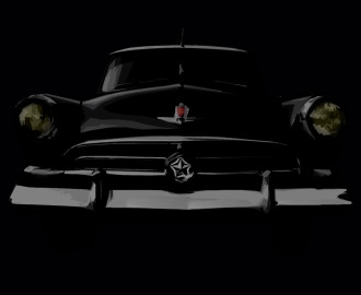 BLACK VOLGA COVER 1